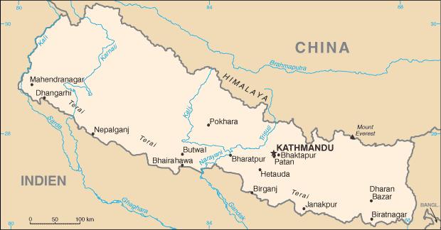 Datei:Nepal map (de).png – Wikipedia