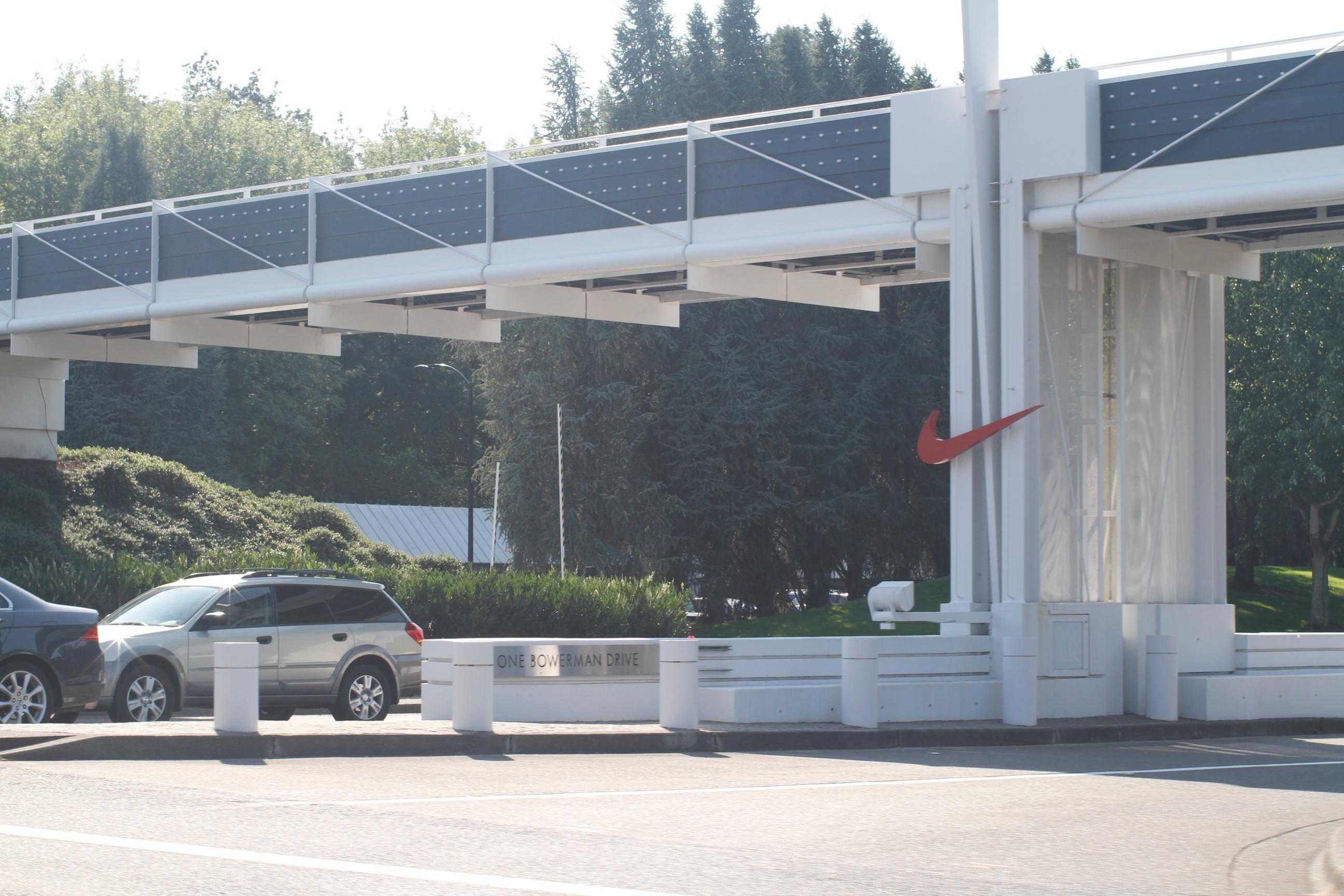 File:Nike headquarters entrance.jpg