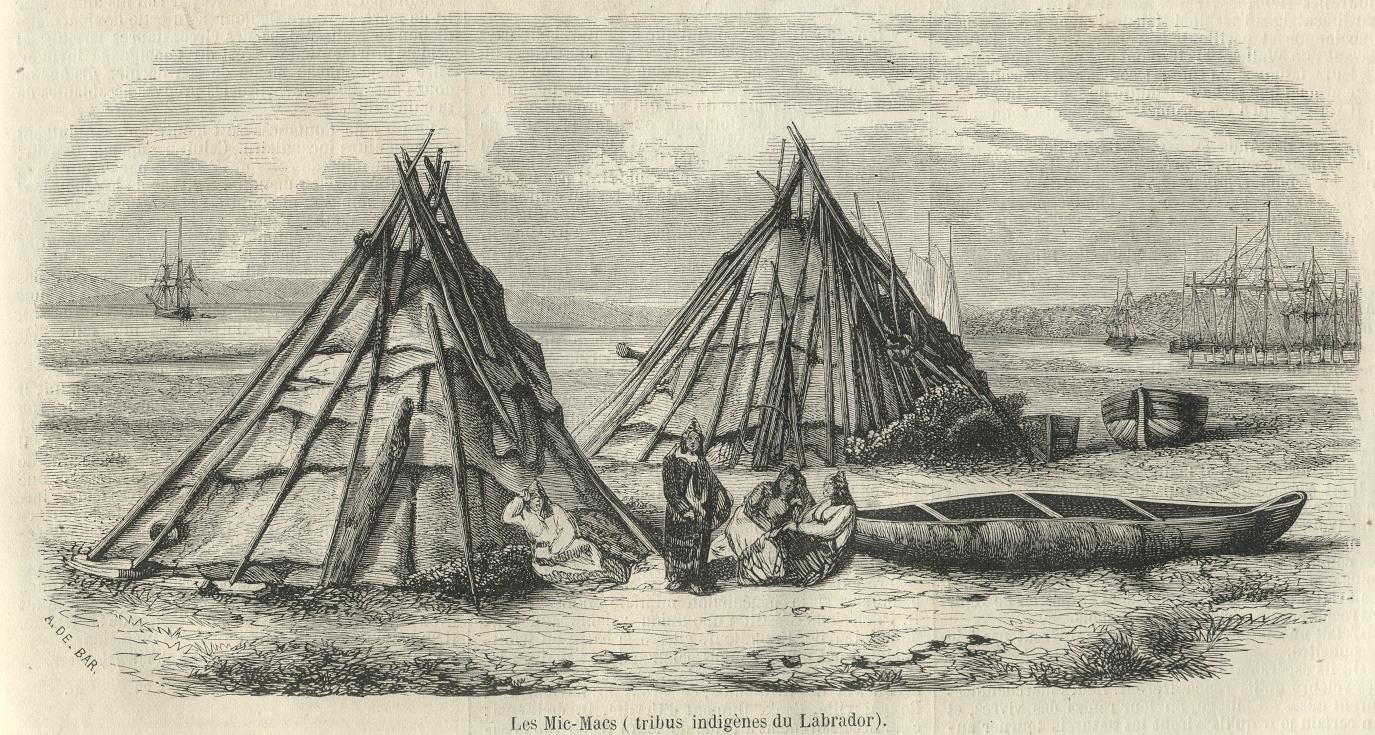 Micmac Indians