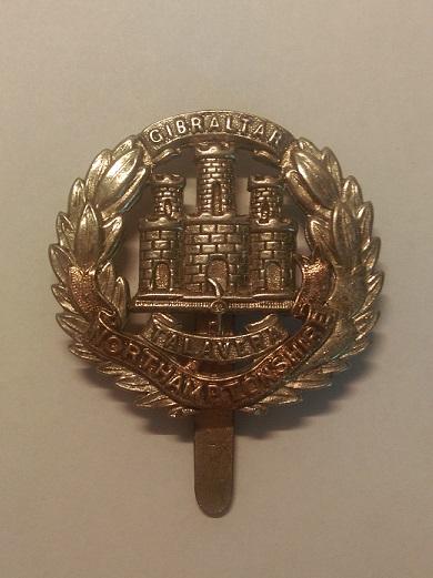 Northamptonshire Regiment - Wikipedia