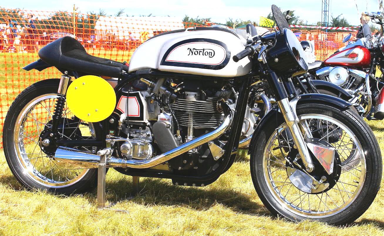 Norton Manx Wikipedia Harley Evo Oil Line Diagram For Engine Likewise Roque Davidson