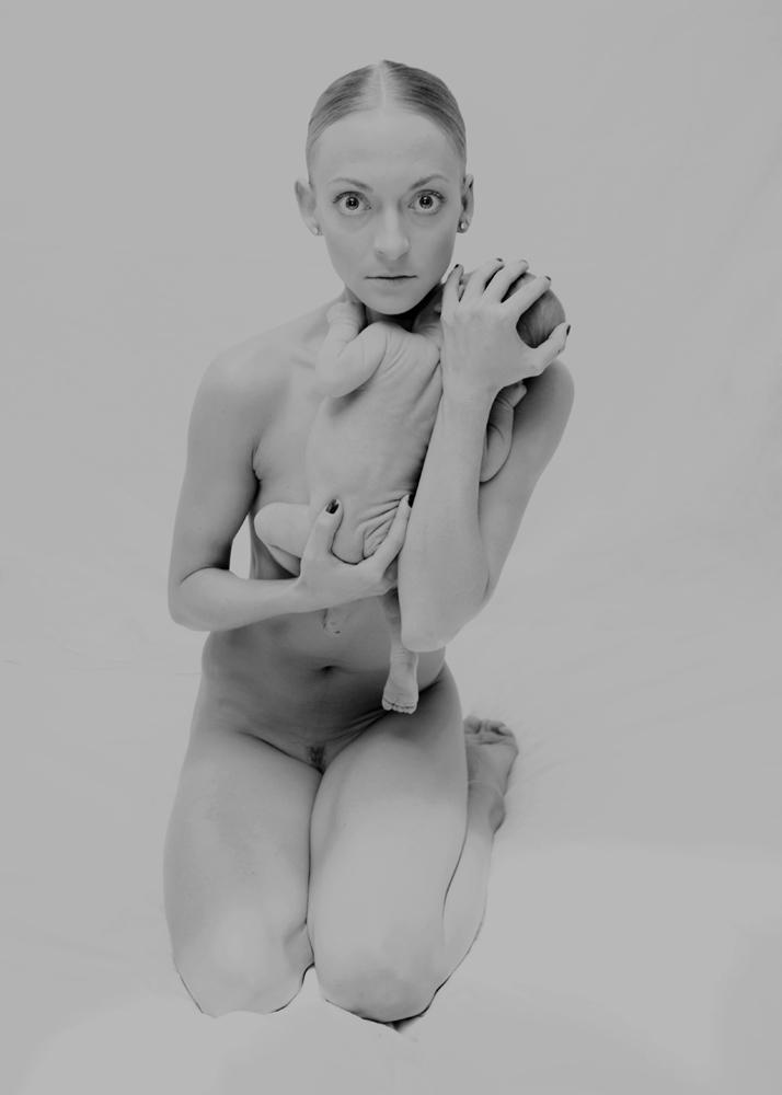 Big nude butt black woman