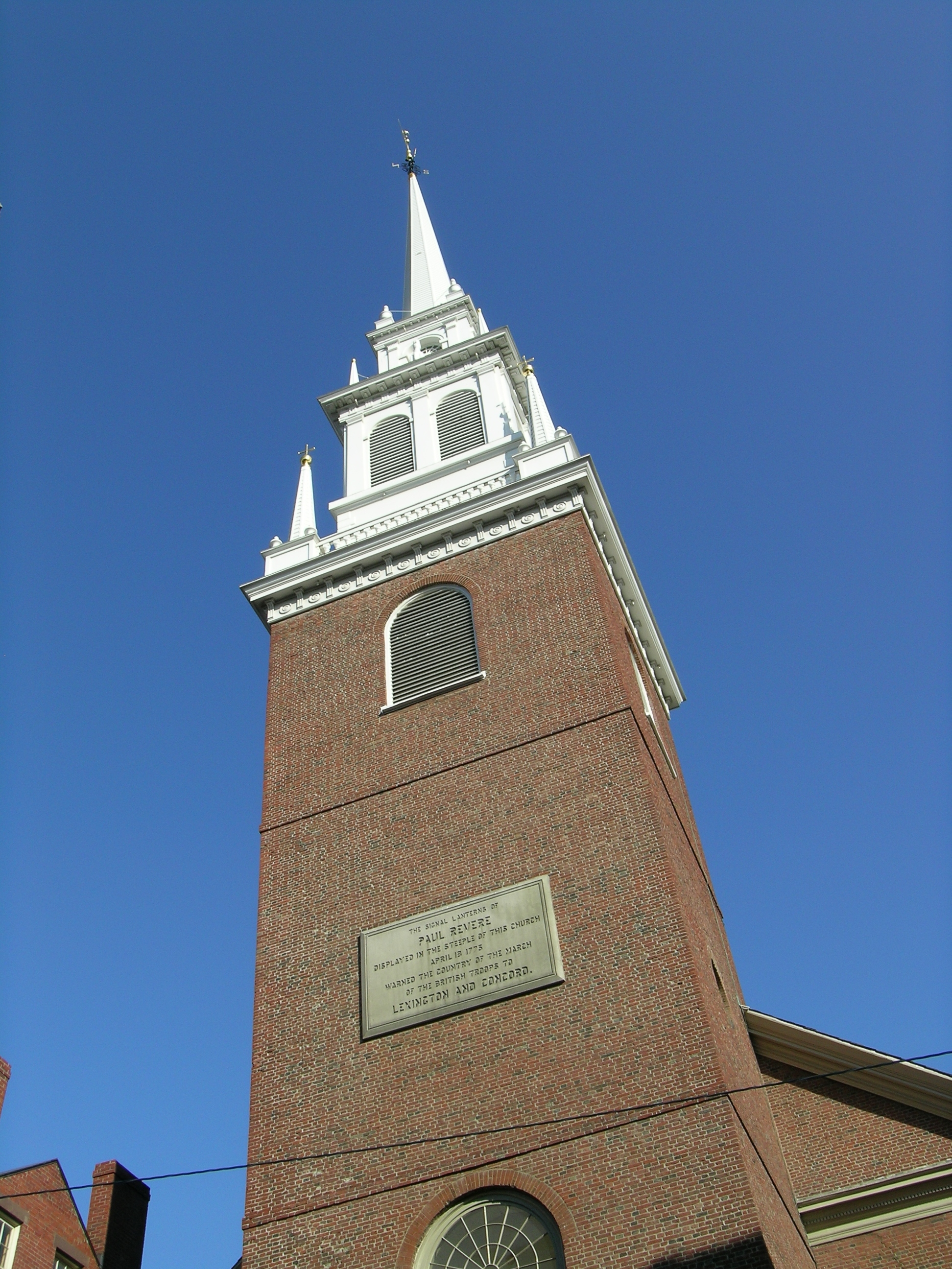 Image result for old north church boston ma