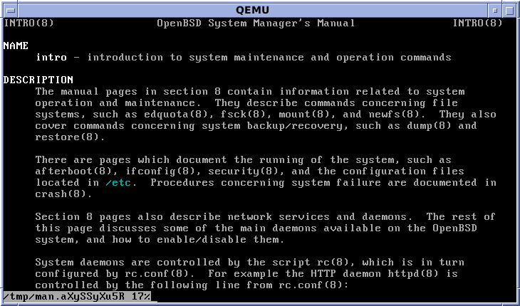 File:OpenBSD Manpages Section 8 Intro png - Wikimedia Commons