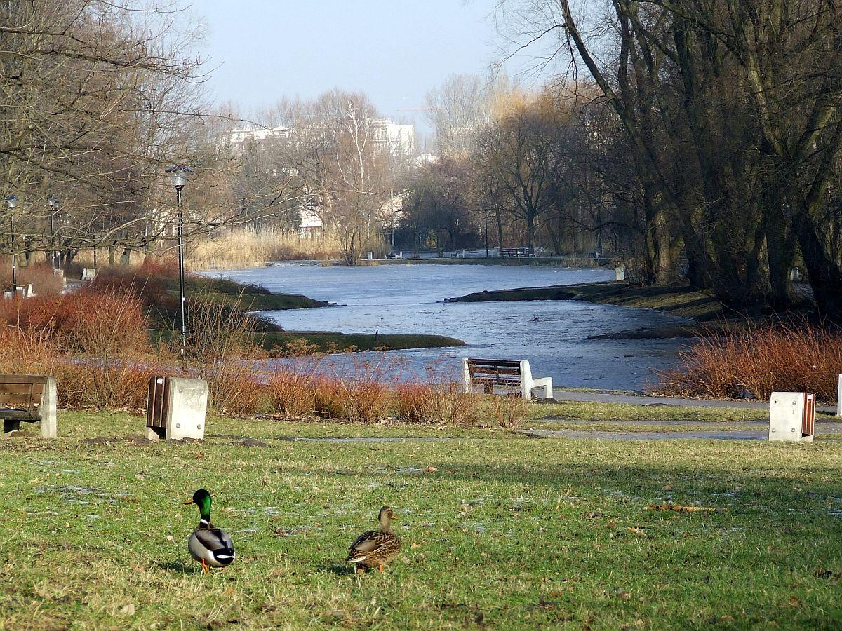 park sowińskiego warszawa