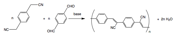 ring opening metathesis polymerization reaction
