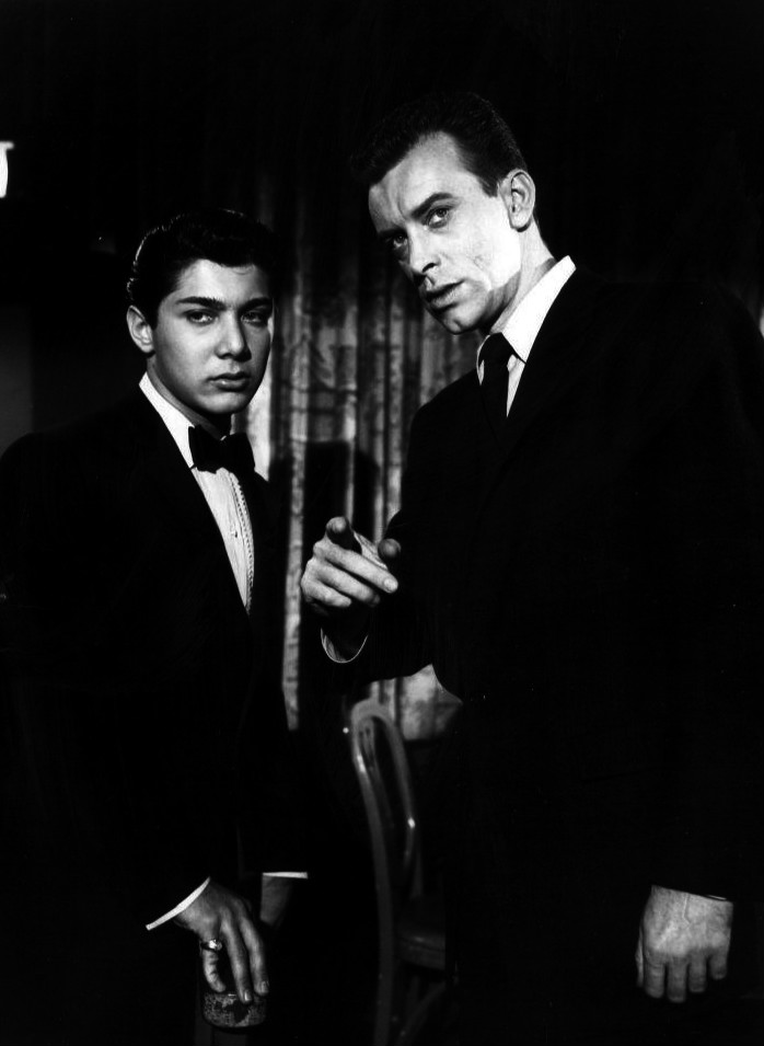 File Paul Anka Skip Homeier Dan Raven 1960 Jpg Wikimedia Commons