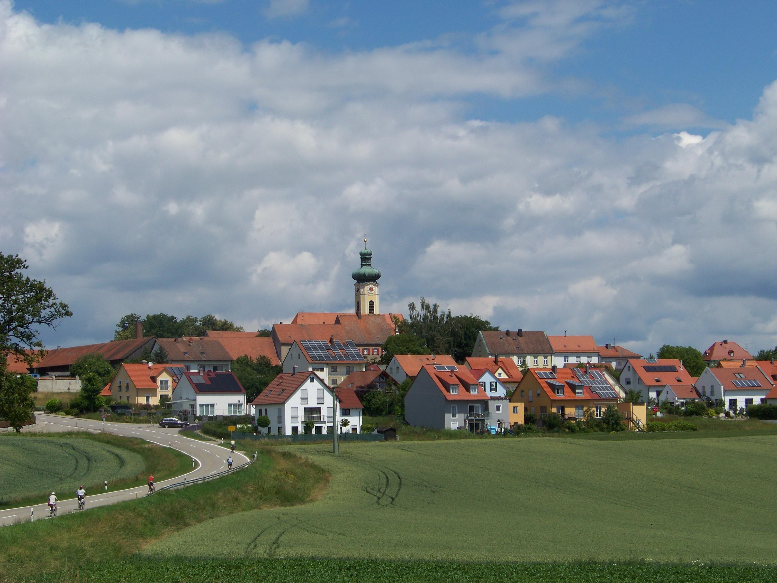 Hohengebraching