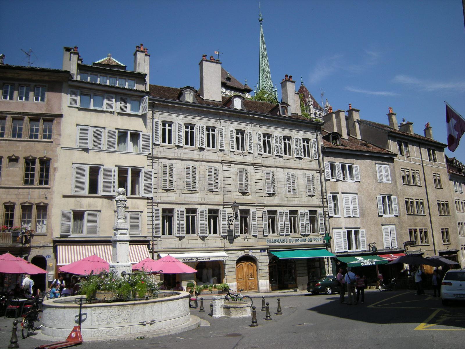 Bourg  Rue Riveraine Restaurant