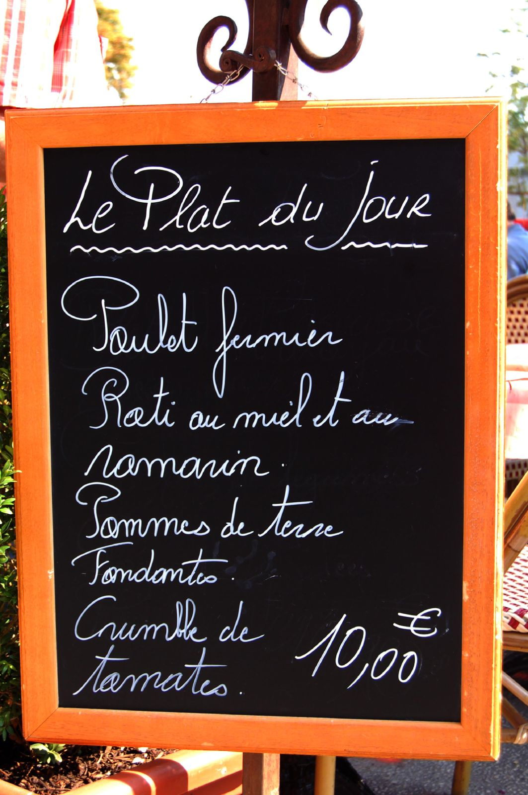 Tarif Menu Restaurant Le Lion D Or A Bayeux