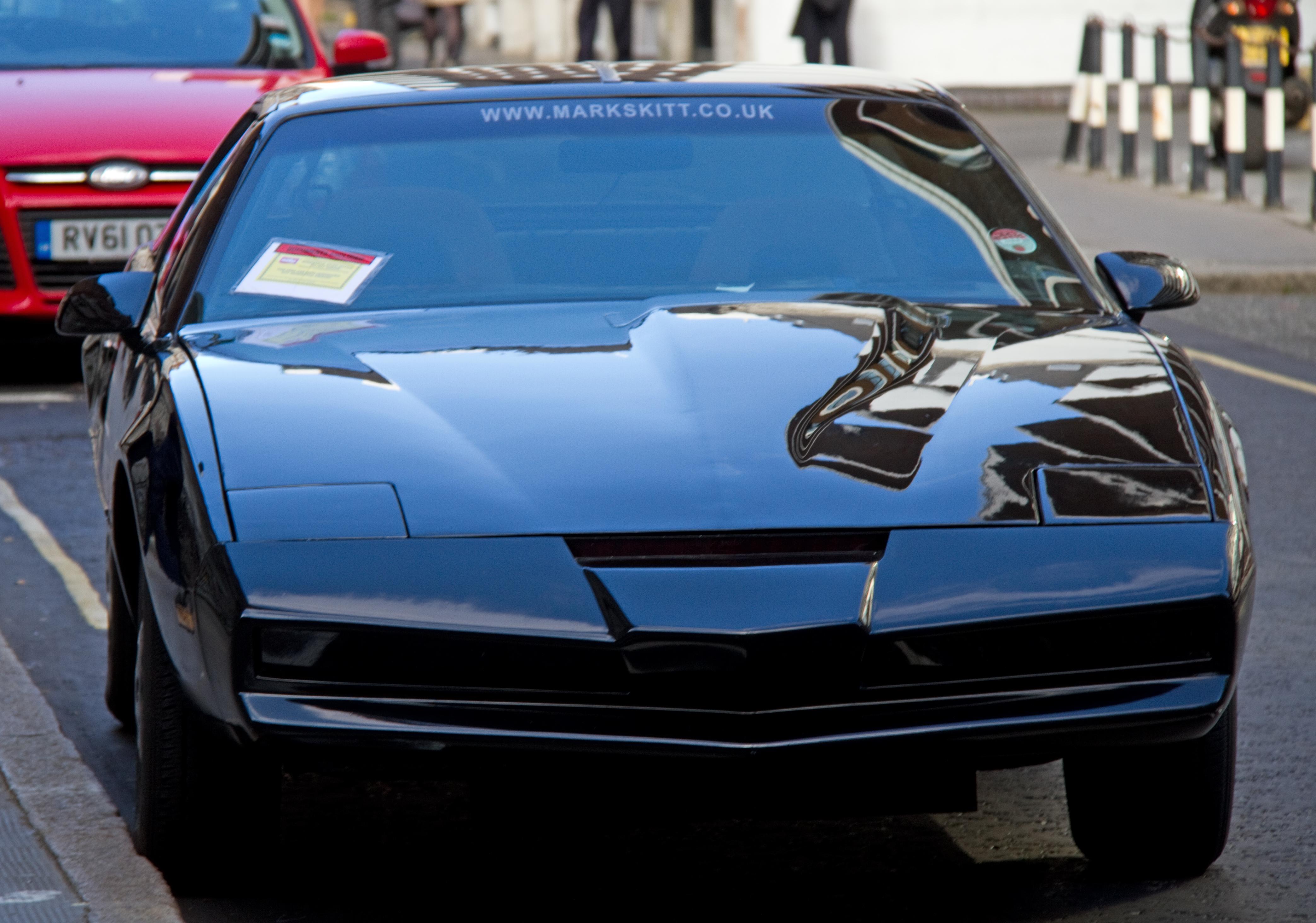 File Pontiac Trans Am Knight Rider Front 6267118522 Jpg