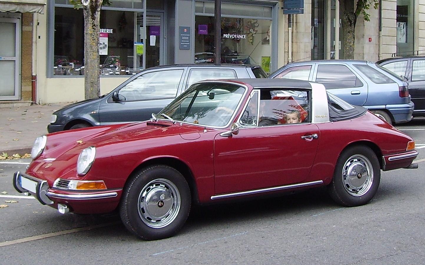File Porsche 912 Targa Jpg Wikimedia Commons