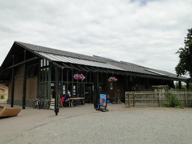RSPB Reception Centre at Minsmere, Suffolk - geograph.org.uk - 1981988