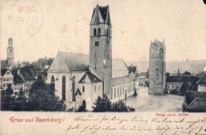 File:Ravensburg Liebfrauenkirche ca 1897.jpg