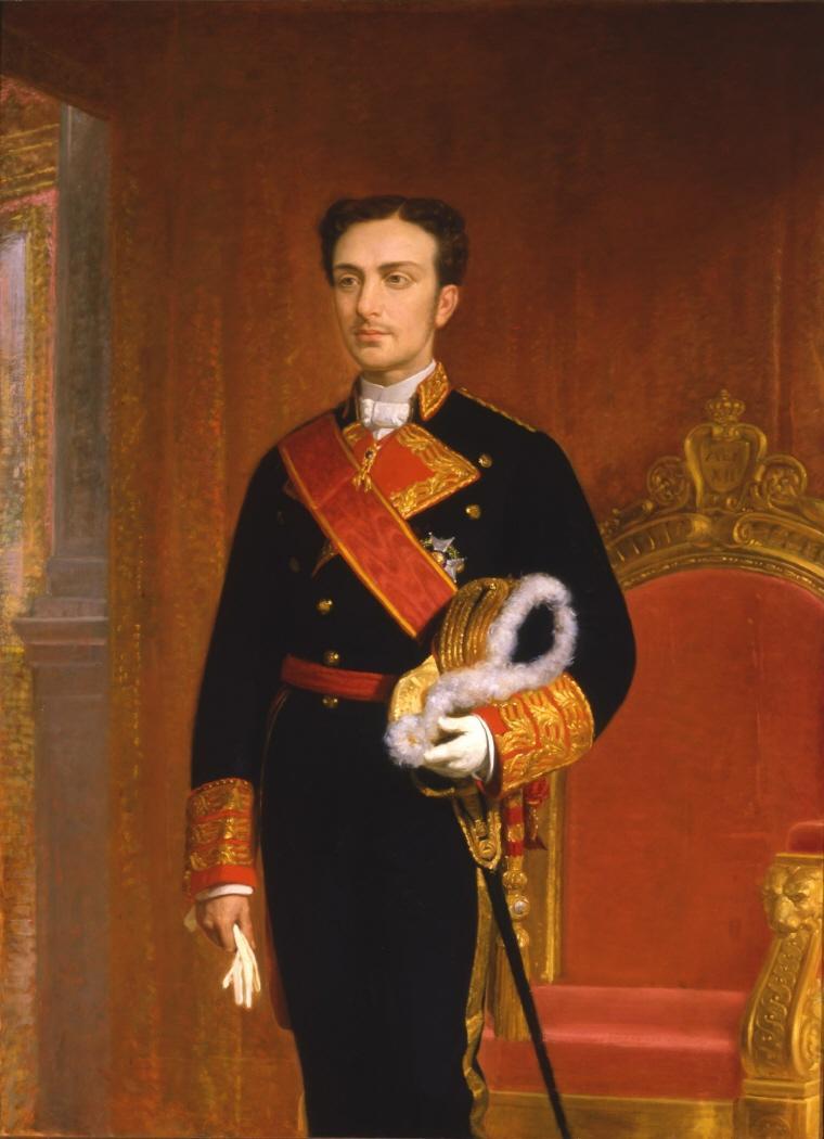 File:Retrato de Alfonso XII (Real Academia de Bellas Artes ...