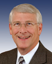 U.S. Senator Roger Wicker (R-MS) photo from co...