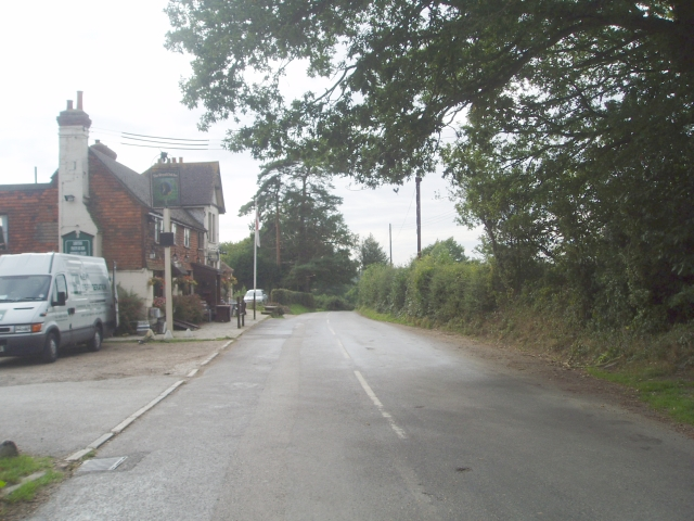 Royal Oak Inn, Caterfield lane - geograph.org.uk - 55631