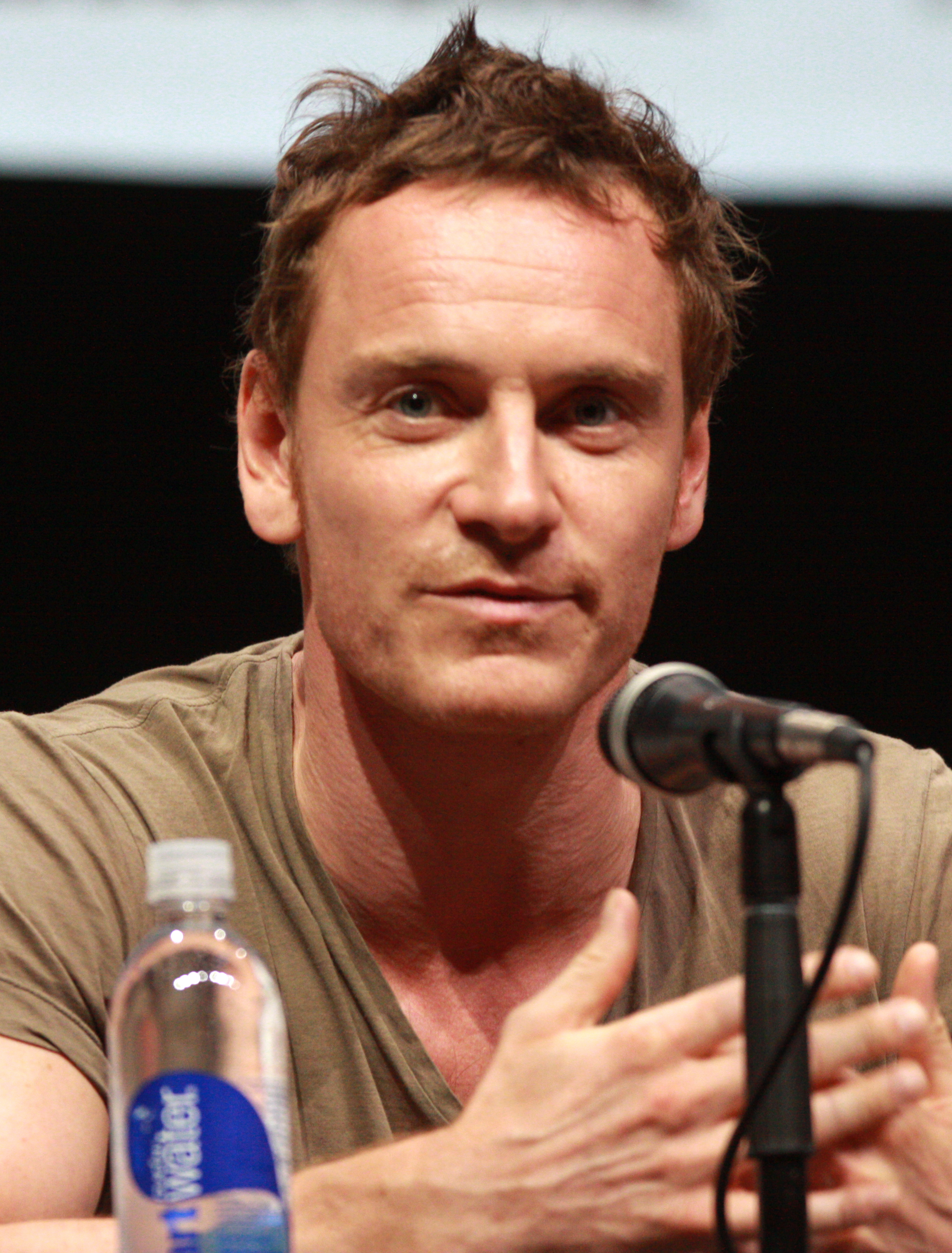 michael fassbender young
