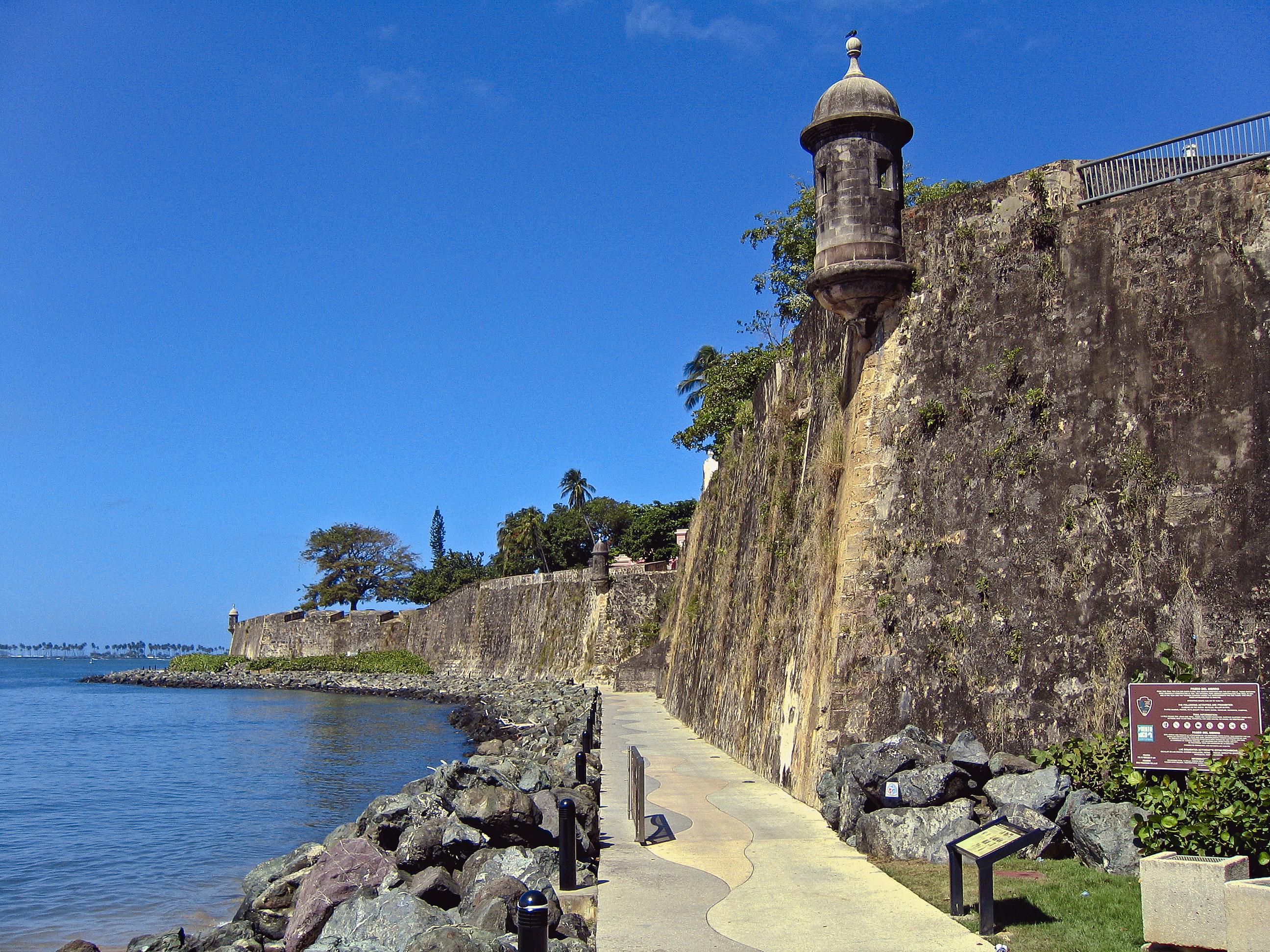 File San Juan Paseo De La Princesa Puerto Rico 2747707334 Jpg Wikimedia Commons