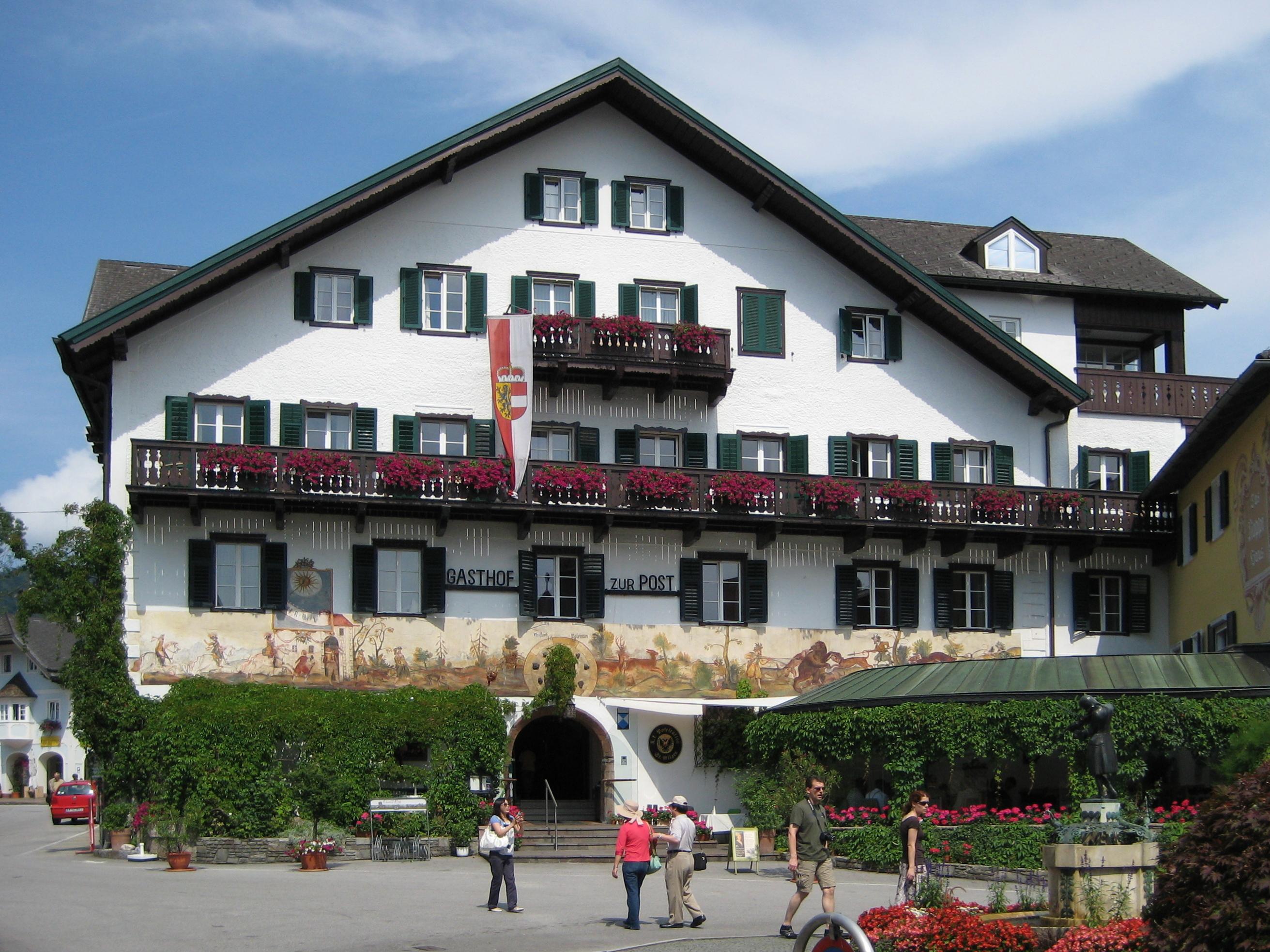 Hotels In St Gilgen
