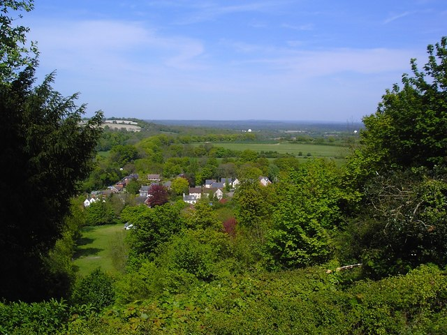 Selborne from the Hanger - geograph.org.uk - 1536831