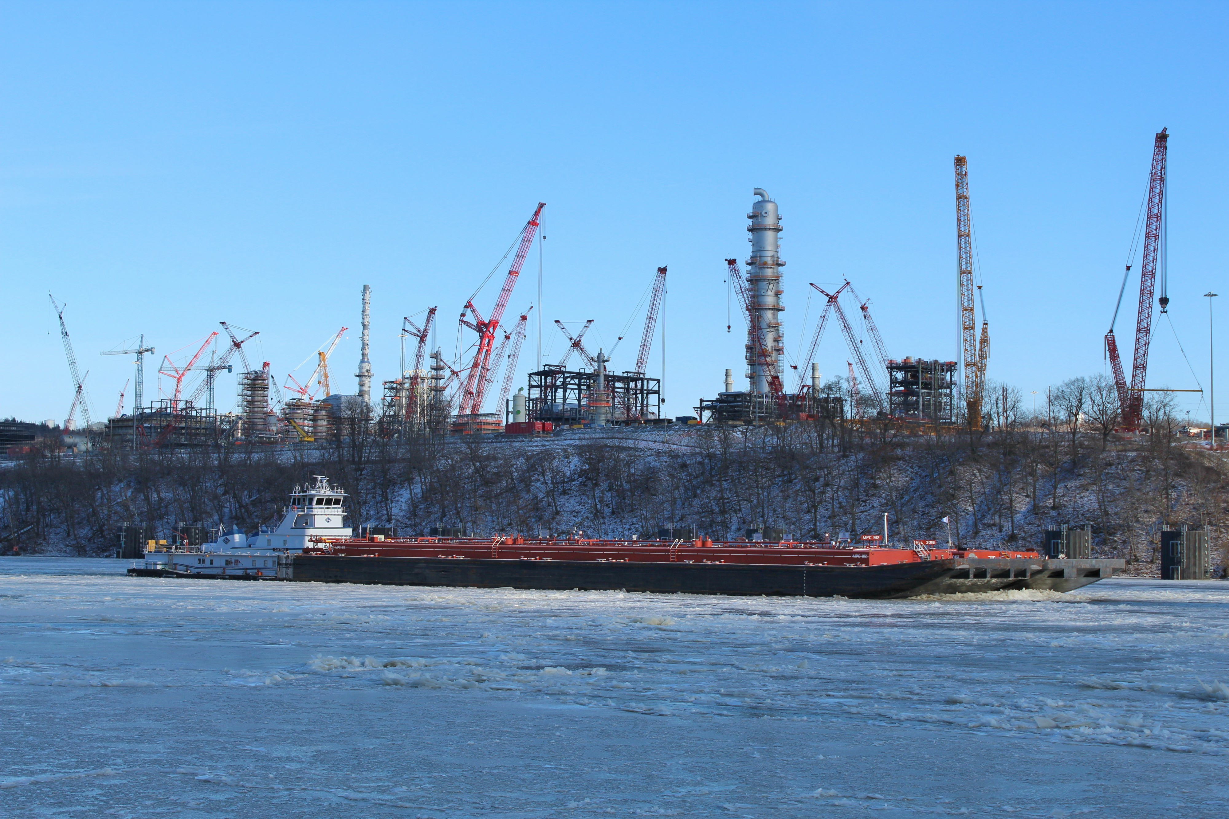 Shell Pennsylvania Petrochemicals Complex - Wikipedia