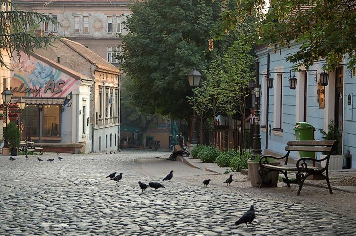 Beograd u slici Skadarlija_street%2C_Belgrade%2C_Serbia