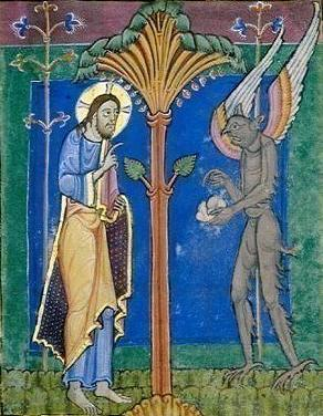 St Albans Psalter Temptation of Christ.jpg