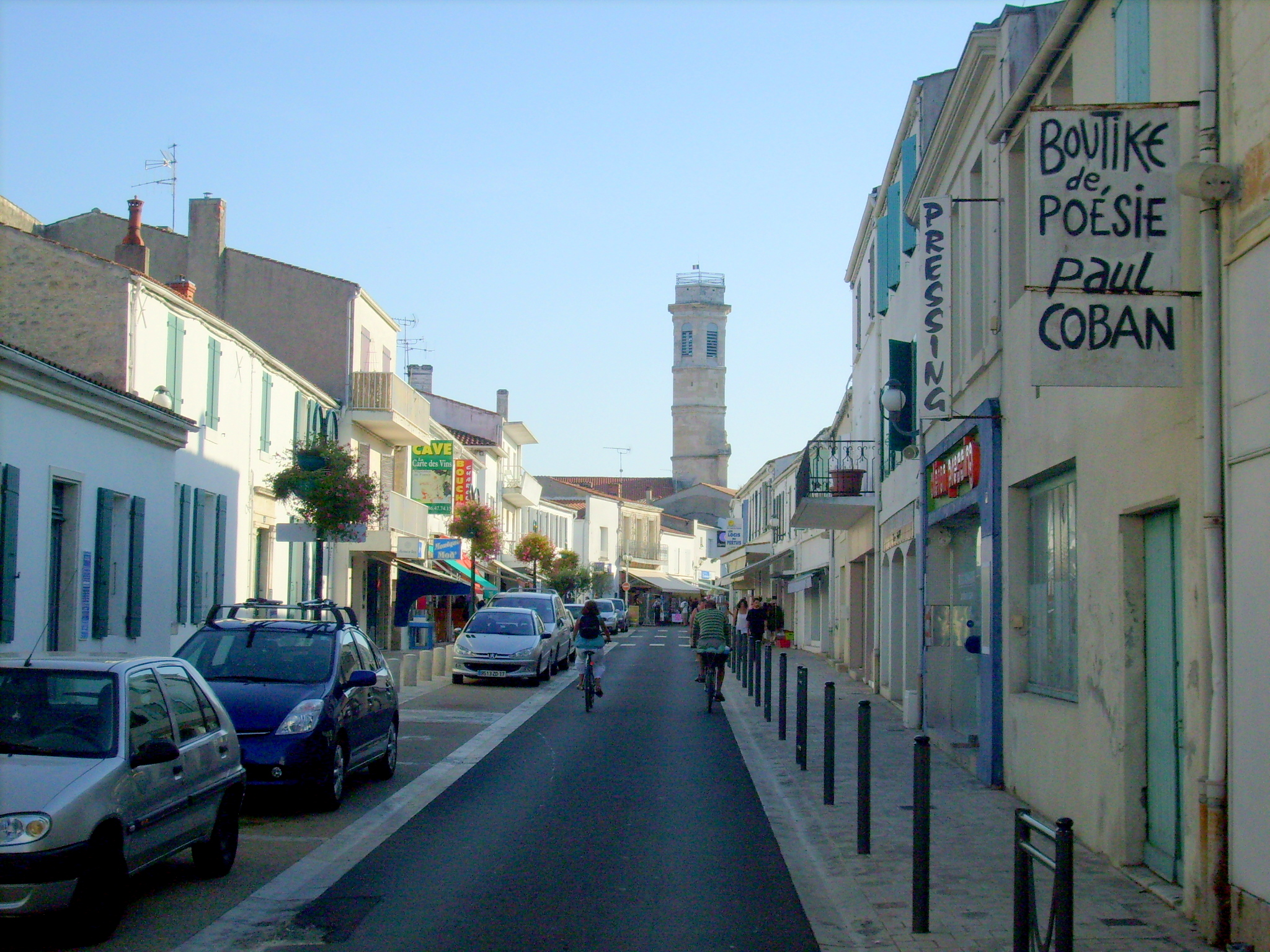 Unit urbaine de saint pierre d 39 ol ron wikiwand - Office de tourisme saint pierre d oleron ...