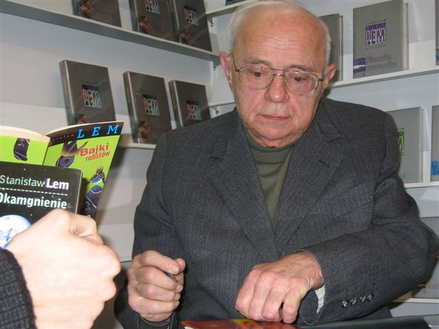 Станислав Лем, Краков, 30.10.2005
