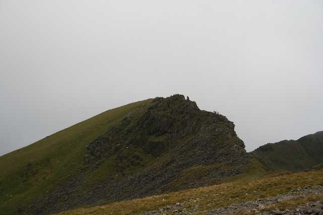 Start of Nantlle Ridge - geograph.org.uk - 1348333