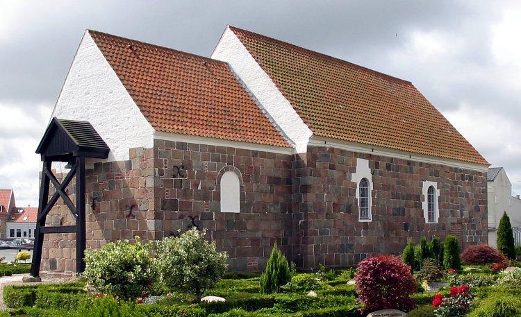 Saint Olaf's Church, Hjørring