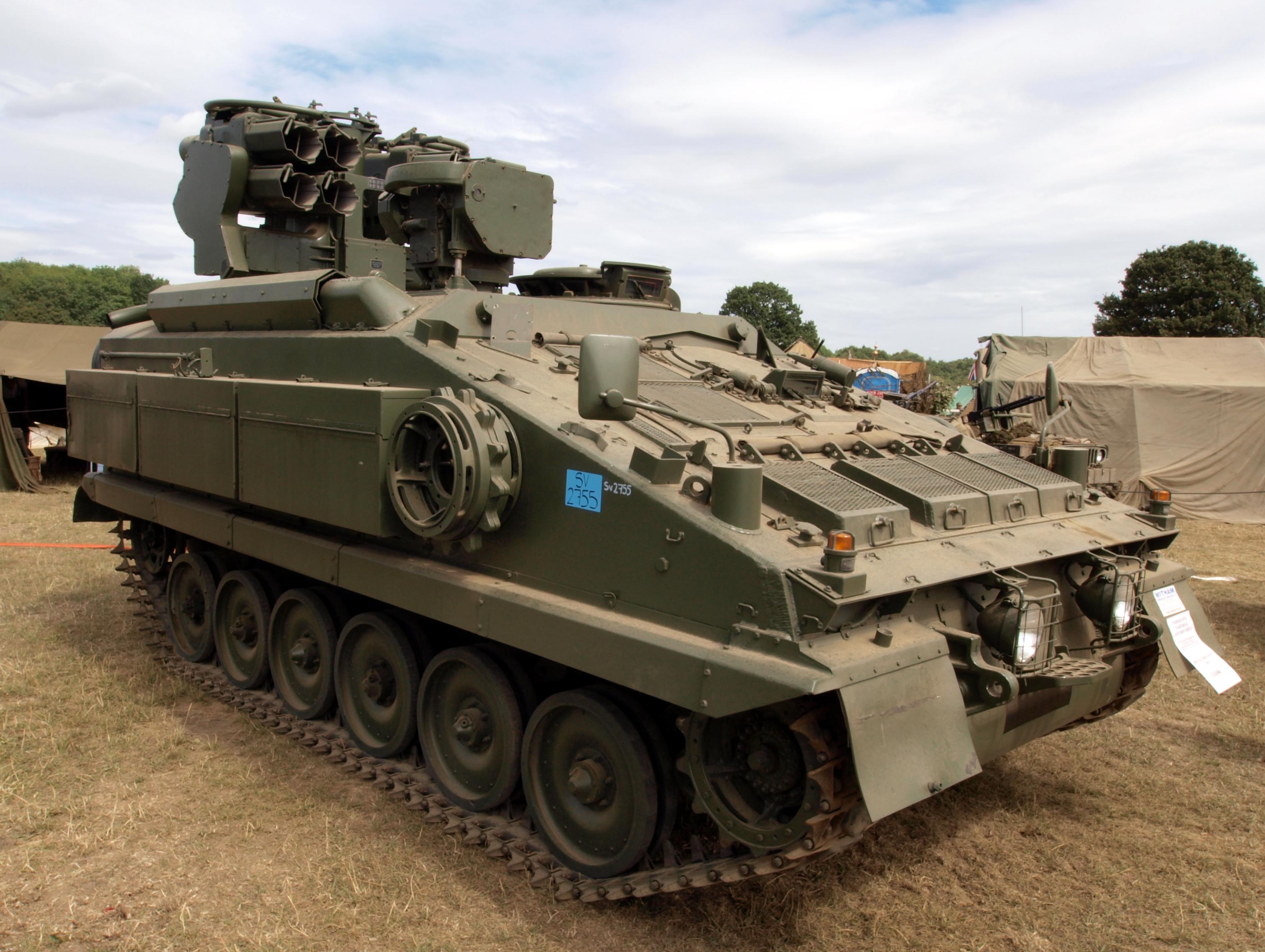 Alvis Stormer Hvm Implemented Suggestions War Thunder Official