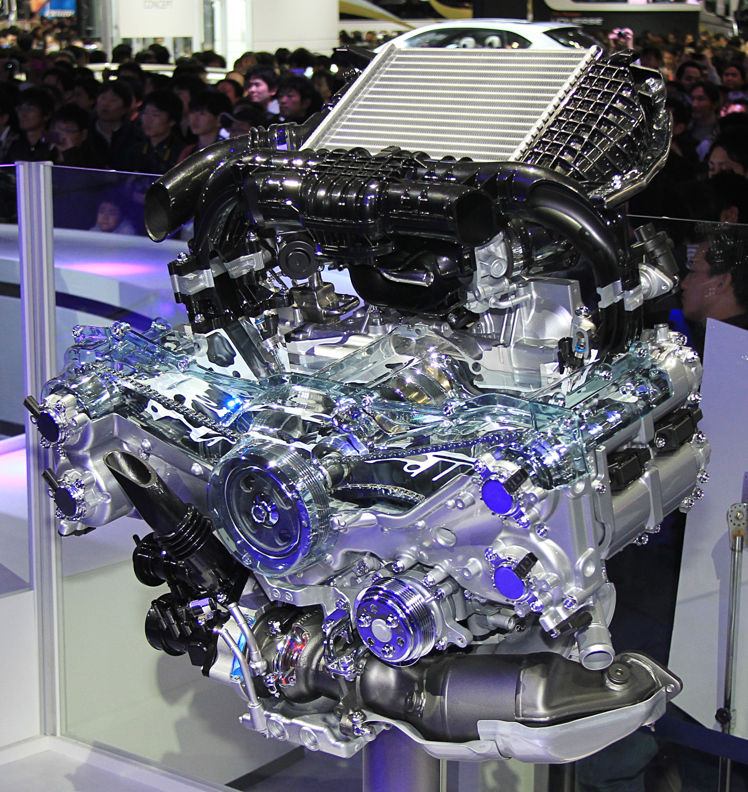 File:Subaru 1.6 DIT engine.jpg - Wikimedia Commons