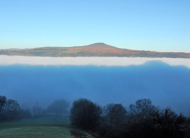 Sugar Loaf Mountain - geograph.org.uk - 1538717