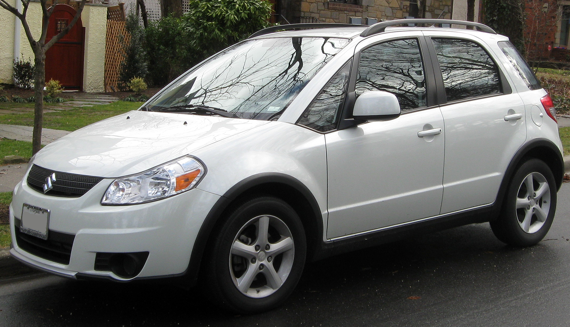 2013 Suzuki Sx4 Service Manual