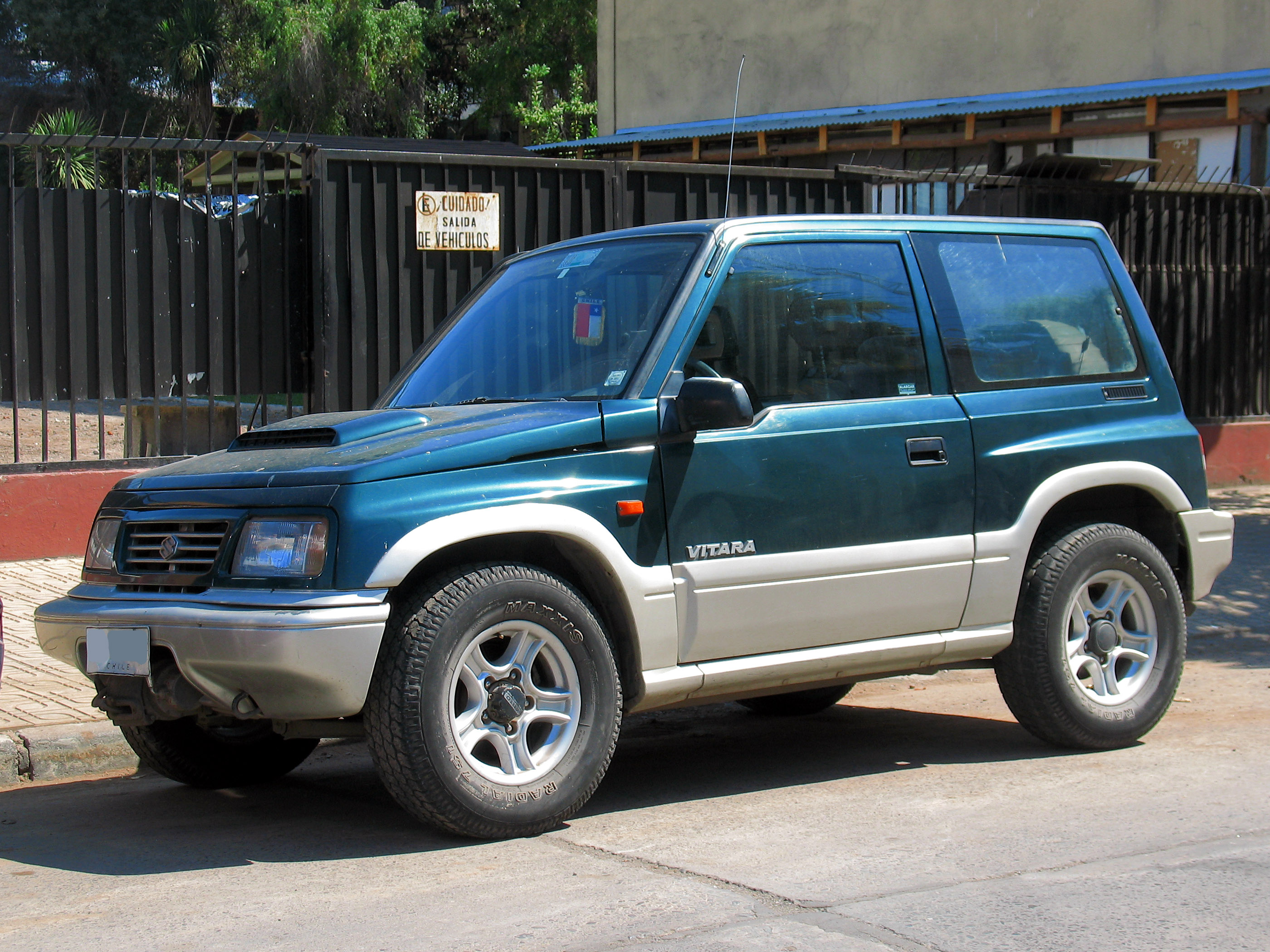 Suzuki Vitara Diesel For Sale Used