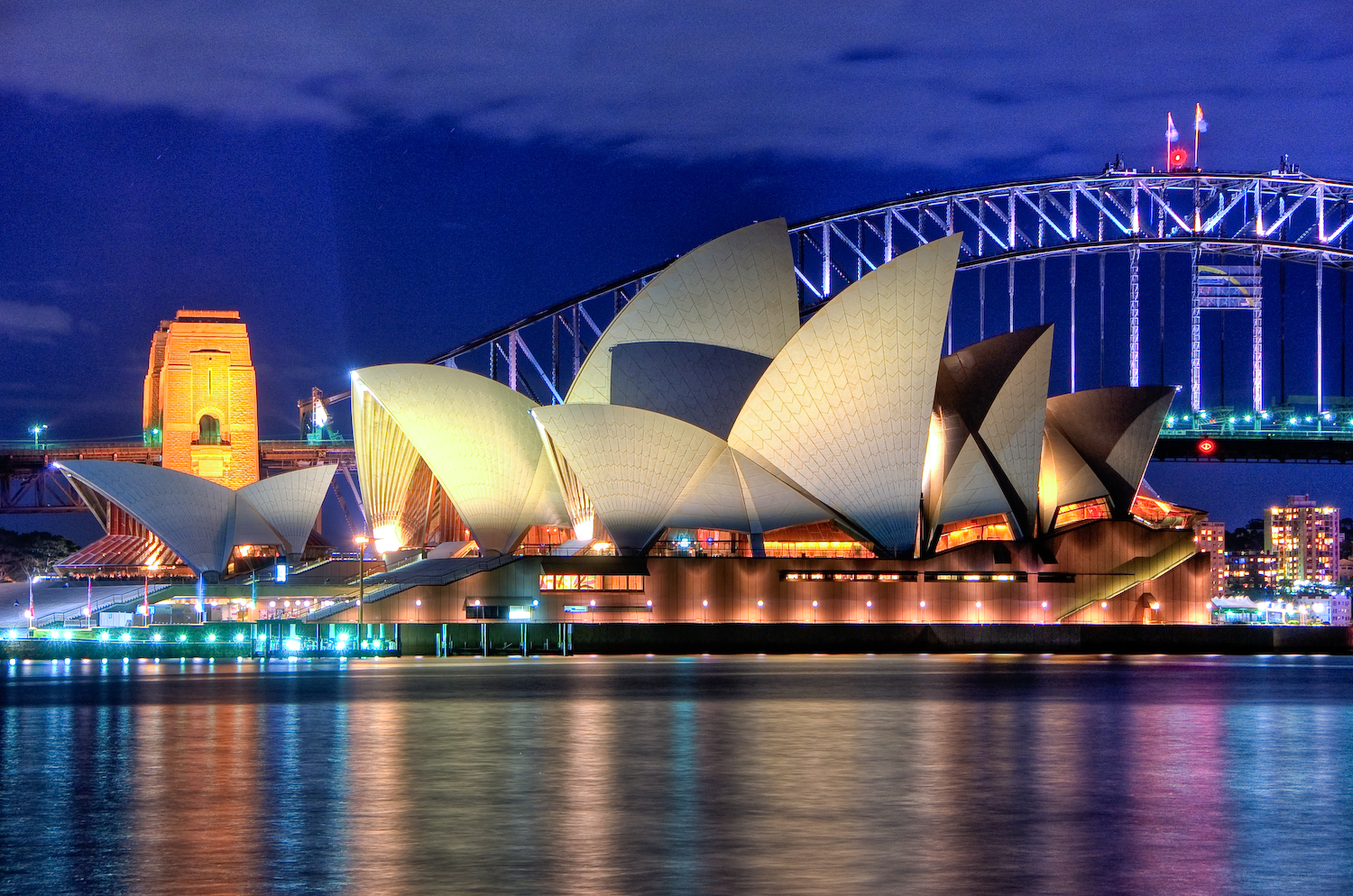By Hai Linh Truong from Sydney, NSW, Australia (Sydney Opera House Close up HDR Sydney Australia) [CC BY 2.0 (https://creativecommons.org/licenses/by/2.0)], via Wikimedia Commons