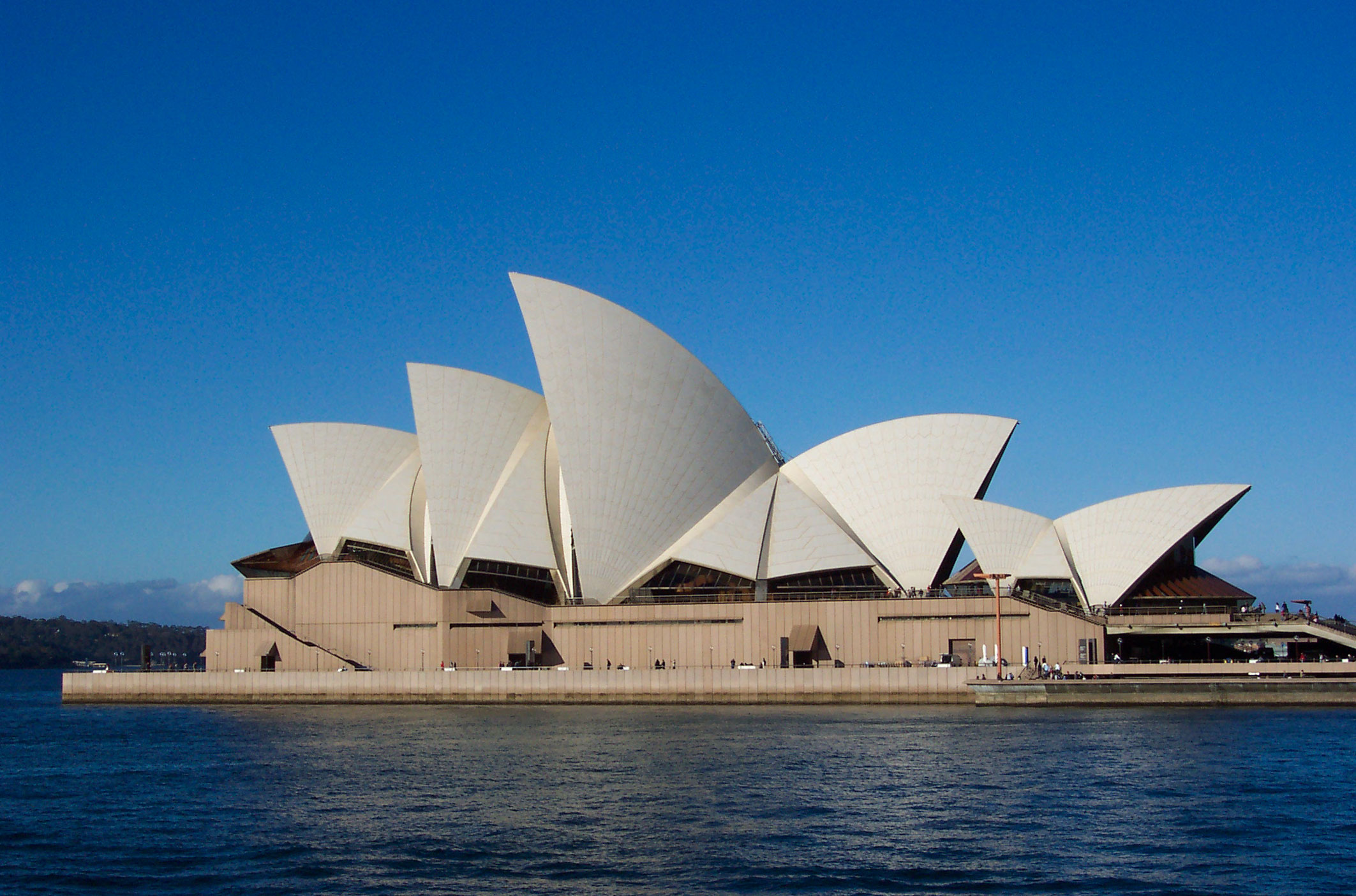 Sydney opera house the right angle for Sydney opera housse