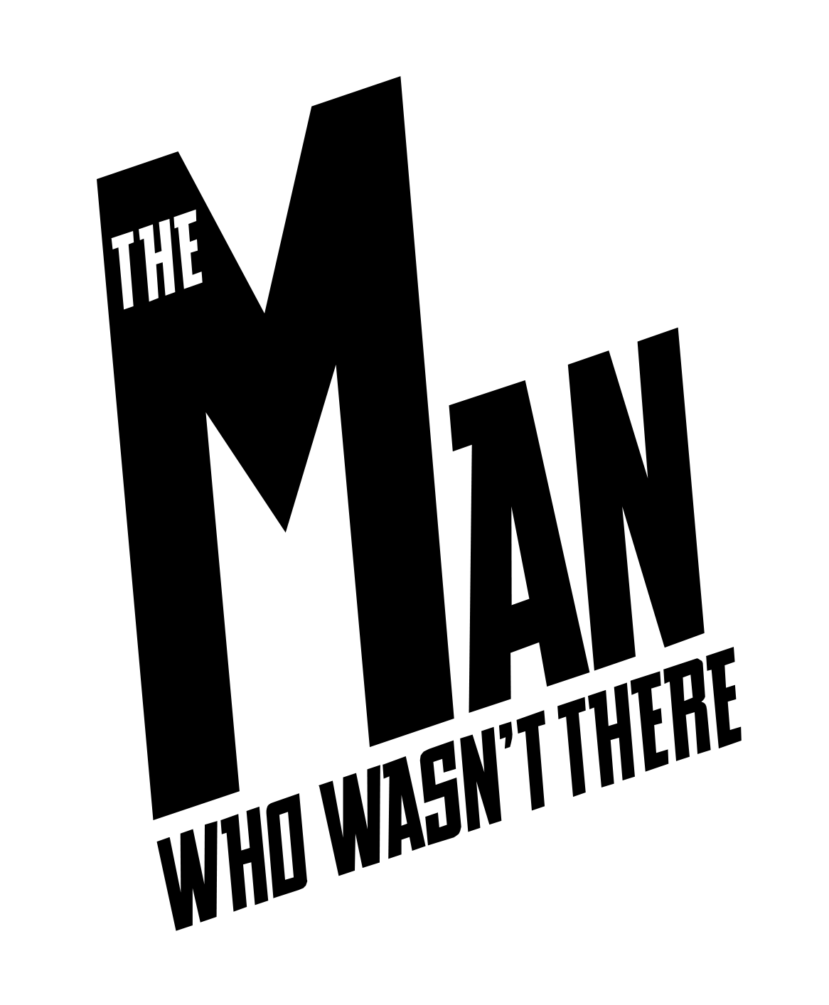 The Man Who Wasn T There Wikipedia La Enciclopedia Libre