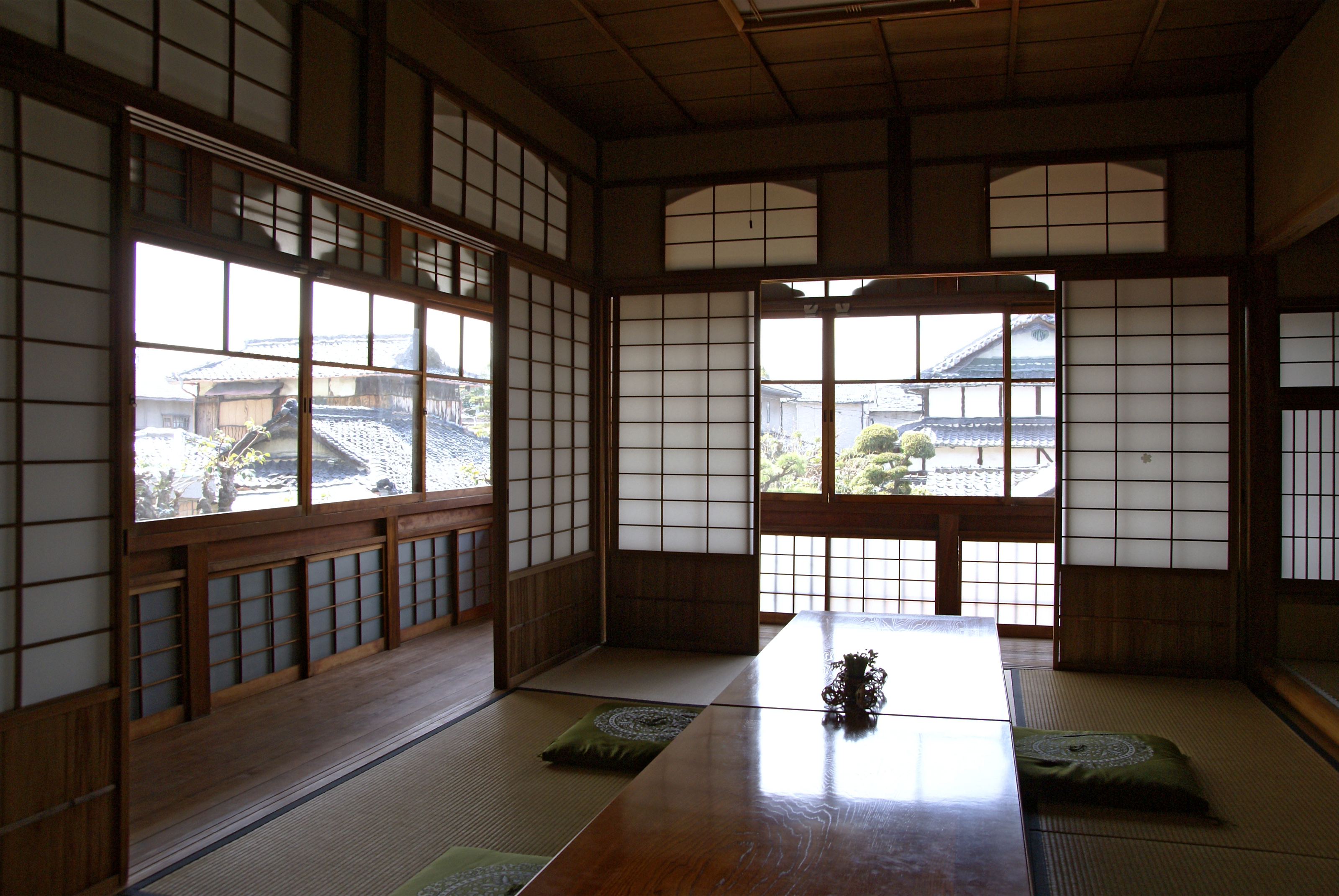 Sh ji wikiwand - Traditionelle japanische architektur ...