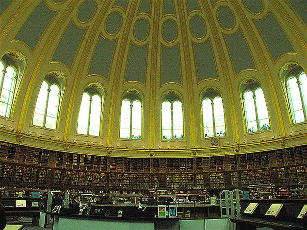 File:The Millennium Reading Room, British Museum ...