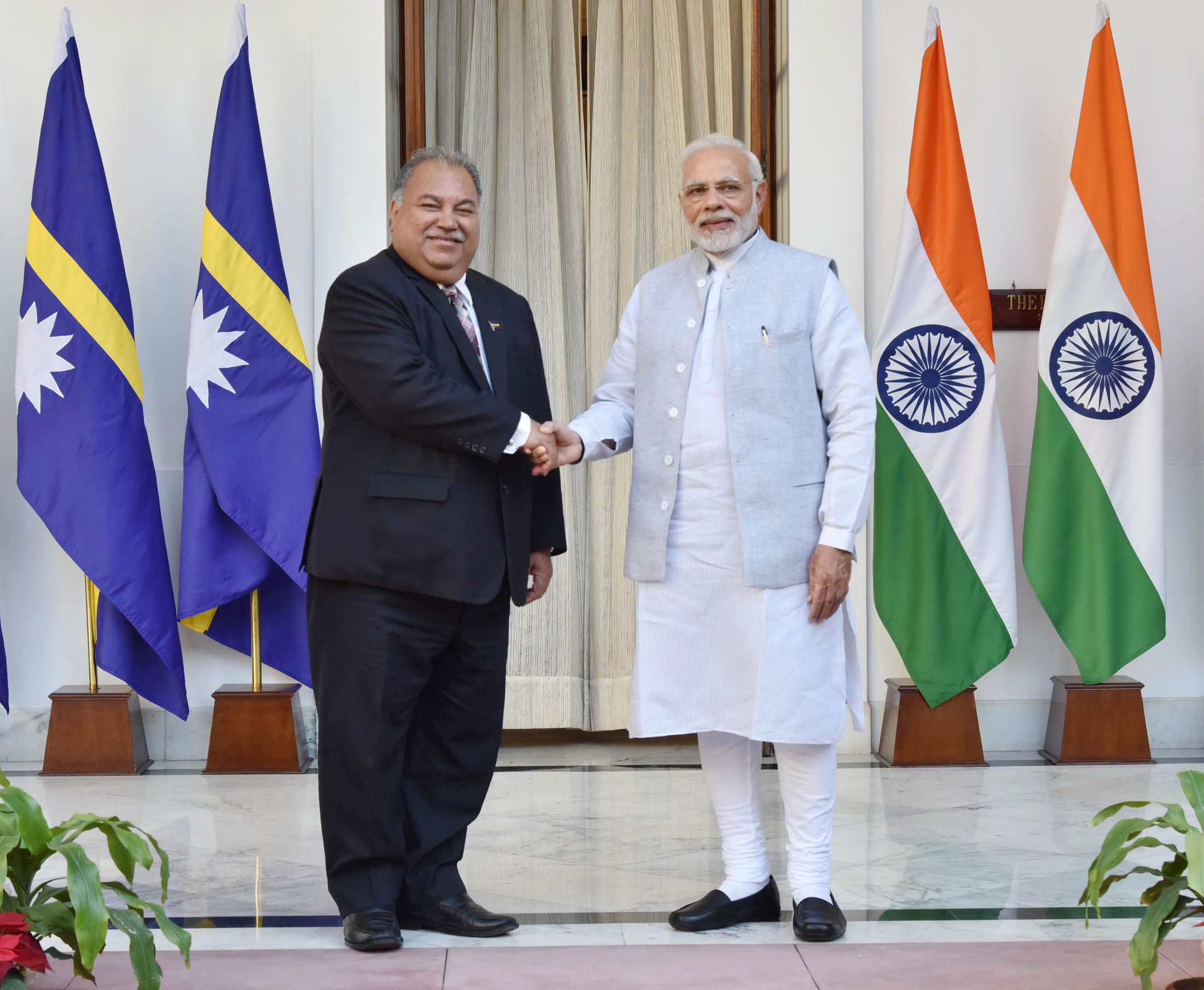 File:The Prime Minister, Shri Narendra Modi meeting the President of