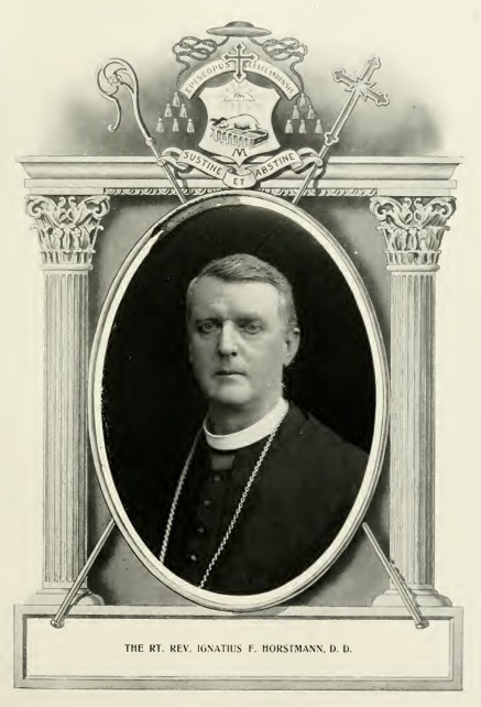 Saint Josephs College >> Ignatius Frederick Horstmann - Wikipedia
