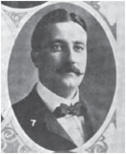 Thomas P. Barnett American artist