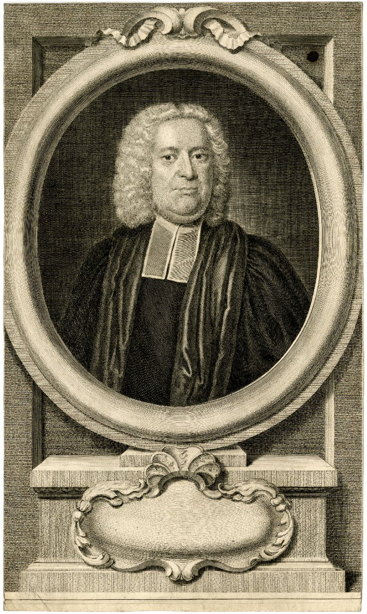Thomas Stackhouse, 1743 engraving by [[George Vertue