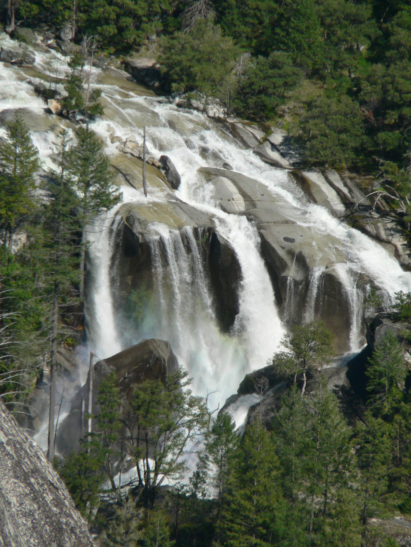 Three Chute Falls Wikipedia