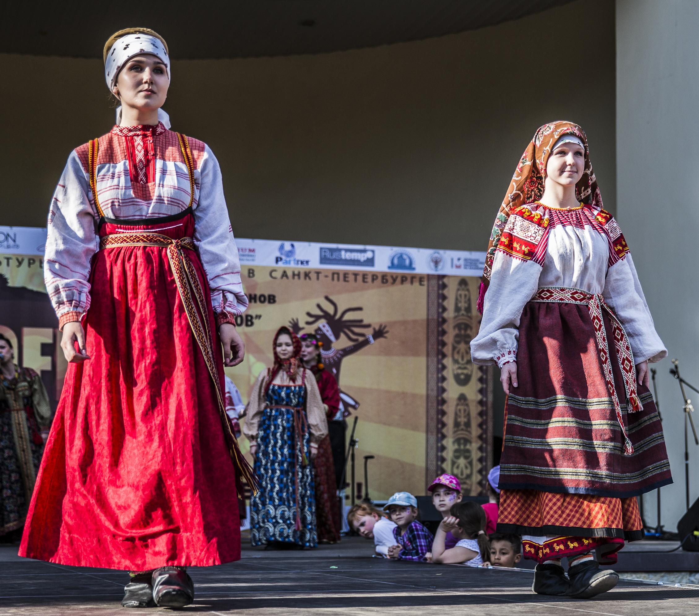 File:Traditional Russian Folk Costumes 01.JPG