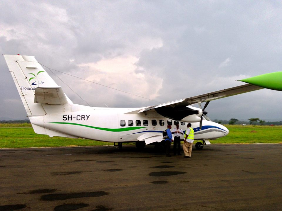 c4b496d3763f File Tropical Air parked arusha airport.jpg - Wikimedia Commons