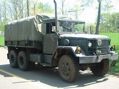 Military Vehicles For Sale Canada >> M35 (vrachtwagen) - Wikipedia